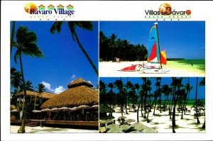CI01349 dominican republic bavaro village hotel windsurf palmtrees mettermark