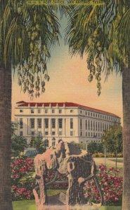 SAN ANTONIO , Texas , 1930-40s ; Post Office