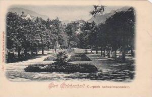 Curpark Achselmannstein, Bad Reichenhall (Bavaria), Germany, 1900-1910s