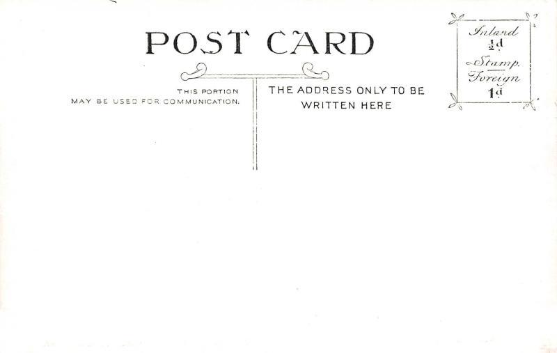 St. Ermins Hotel, St. James Park, London, England, Early Postcard, Unused