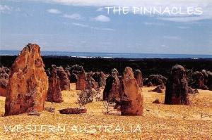 Western Australi The Pinnacles Landscape