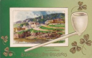 Saint Patrick's Day With Dunmore County Waterford 1910