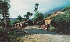KAOHSIUNG, Taiwan, 1940-1960´s; Santi Village At Shantimen