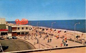 Rehoboth Beach, Delaware - Dolles Salt Water Taffy at Rehoboth Beach - 1971