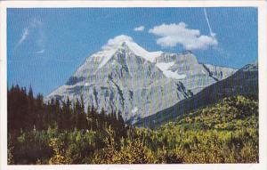 Canada Alberta Jasper Mount Robson 1956