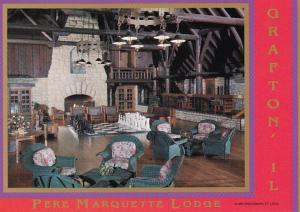 Illinois Grafton Pere Marquette Lodge