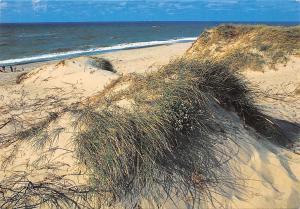 Denmark Vesterhavet The North Sea Die Nordsee Sea Waves Beach