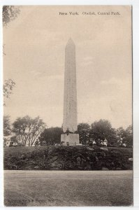 New York, Obelisk, Central Park