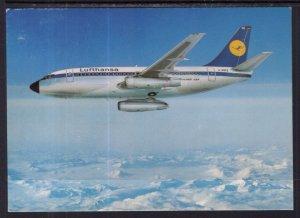 Lufthansa B737 Airplane BIN
