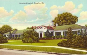 DOUGLAS HOSPITAL, Douglas, GA.