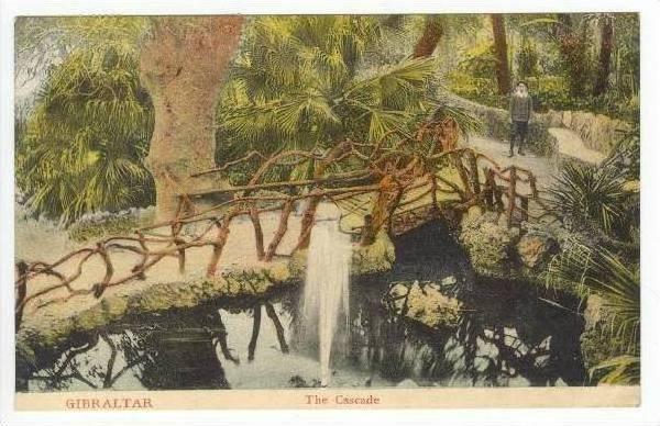 The Cascade, Gibraltar, 1900-1910s