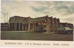 Rodeway Inn, MOBILE, Alabama, 40-60s