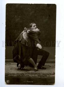 194052 Tango KRUGER & VALLI Russia BALLET DANCER old PHOTO #17