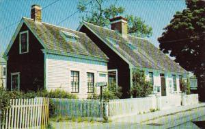The Oldest House Provincetown Cape Cod Massachusetts
