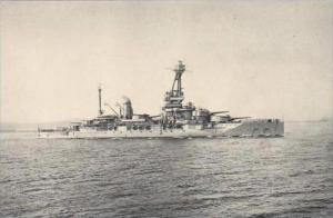 French Warship La Provence Cuirasse de 23,500 tonnes