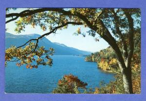 Lake George, New York/NY Postcard, Tongue Mountain Range