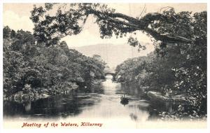 12125   Ireland  Killarney  1912    RIver and landing Area