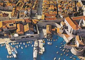 Croatia Dubrovnik Aerial View