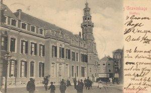 Netherlands Den Haag Stadhuis 03.13