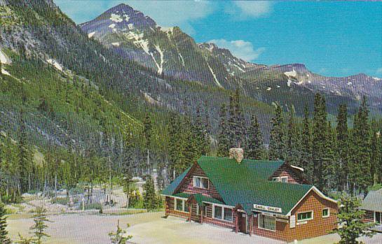 Canada Cavell Chalet Jasper Alberta