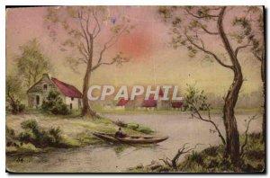Old Postcard Fancy