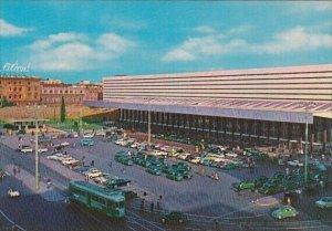 Italy Roma Rome Stazione Termini