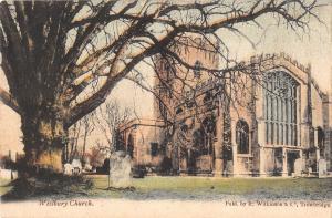 BR78705 westbury church uk