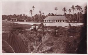 Alofi Niue Pacific Ocean New Zealand Missionary House Antique Postcard