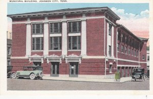 JOHNSON CITY , Tennessee, 1910s ; Municipal Building