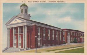 First Baptist Church, Kingsport, Tennessee, 30-40s