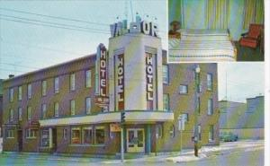 Canada Hotel Val D'Or Val D'Or Quebec 1970