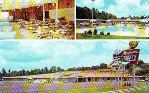 Mississippi Laurel Magnolia Motor Lodge