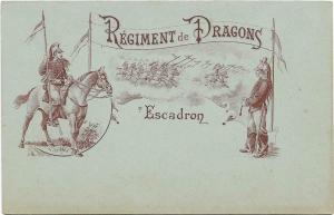 France Regiment de Dragons escadron 01.30