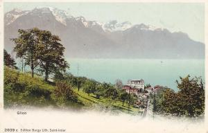 Panorama, Glion, VAUD, Switzerland, 1900-1910s