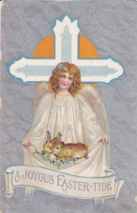 EASTER : Angel , Cross , Rabbits , 00-10s