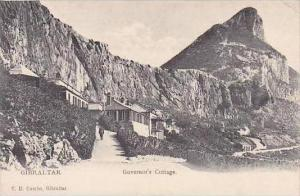 Gibraltar Governors Cottage