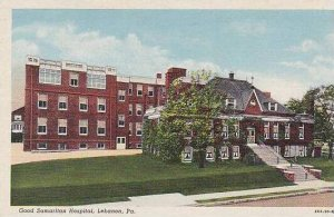 Pennsylvania Lebanon The Good Samaritan Hospital