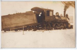 RPPC, ? Winter Train Wreck ?