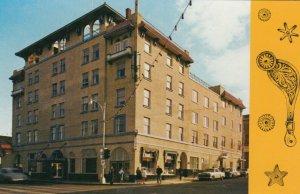 KAMLOOPS , B.C., Canada , 40-60s; Plaza Motor Hotel
