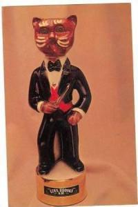 Ezra Brooks 12, Katz Cat, 40-60s