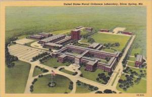 Ohio Silver Spring United States Naval Ordnance Laboratory