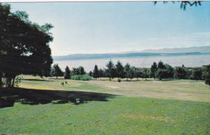 Golf Course , POWELL RIVER , B.C. , Canada , 1950s-60s