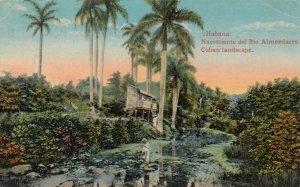 HABANA, Cuba, PU-1917; Cuban Landscape