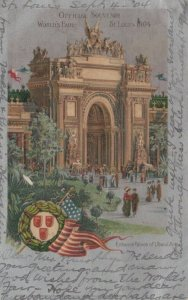 ST. LOUIS, Missouri, PU-1904; Exposition ; Entrance of Liberal Arts