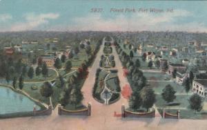FORT WAYNE , Indiana , 00-10s; Forest Park