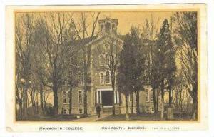 Monmouth College, Monmouth, Illinois, PU-1908