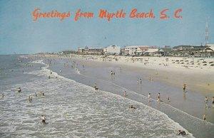 MYRTLE BEACH, South Carolina, PU-1966