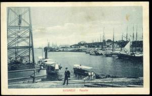 argentina, ROSARIO, Puerto, Ships (1920s)
