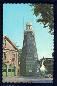 Portland, Maine/ME Postcard, Portland Observatory