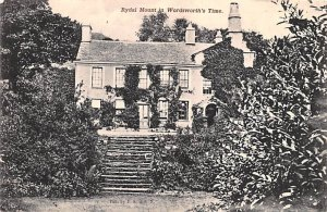 Rydal Mount in Wordworth's Time United Kingdom, Great Britain, England Unused